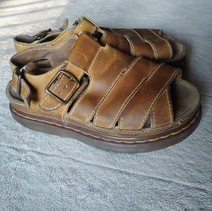 Dr. Martens Dune 8330 multi-strap leather sandal